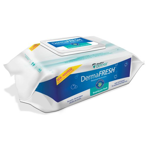 DermaFresh Personal Washcloths