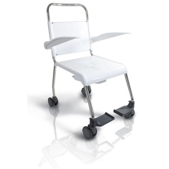 Chaise d'aisance Facile à nettoyer Clinell® par MedPro Defense®