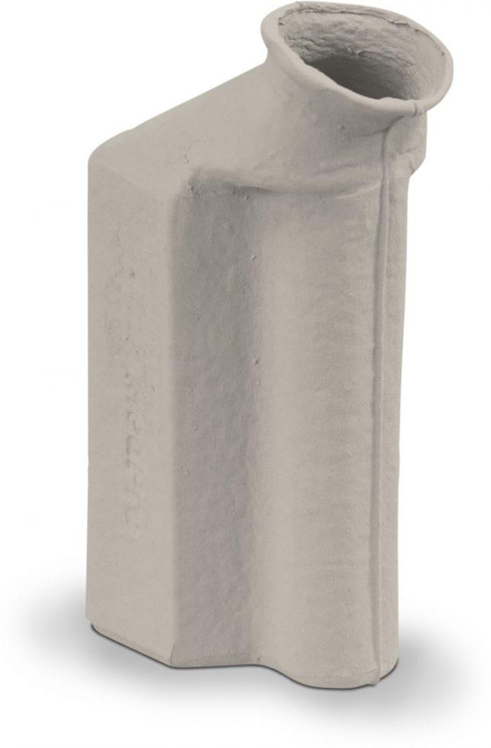 Urinal pour homme, à petit cou, en pulpe
