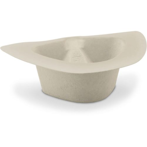 Disposable Pulp Urine Specimen Bowl - Maceratable