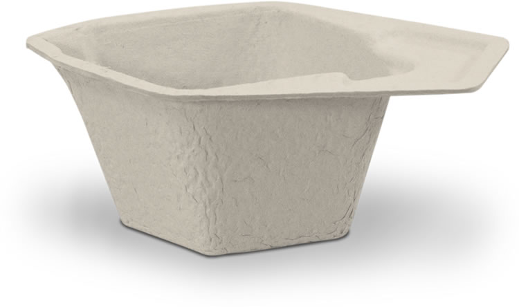 Disposable Pulp Specimen Cup - Maceratable