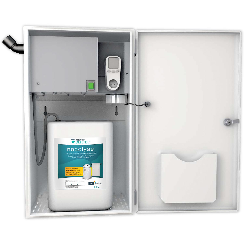 Nocomax® – industrial wall unit