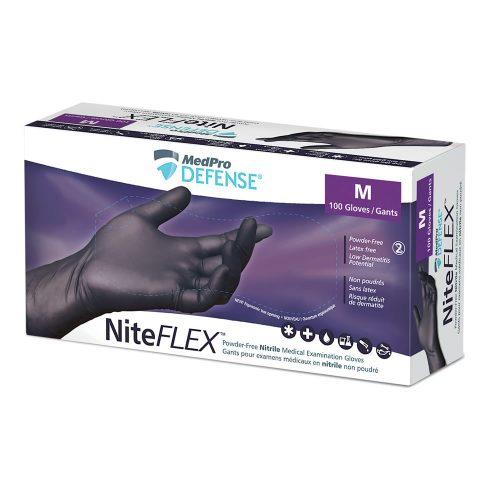 Gants pour examens médicaux, en nitrile, non poudrés, NiteFLEX™