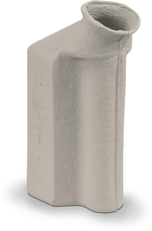 Disposable Pulp Male Urinal, Short Neck – Maceratable – MedPro Defense