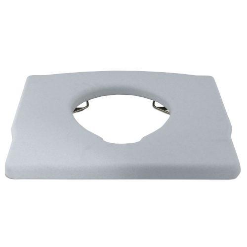 Siège compatible aux bassins de lit jetables
